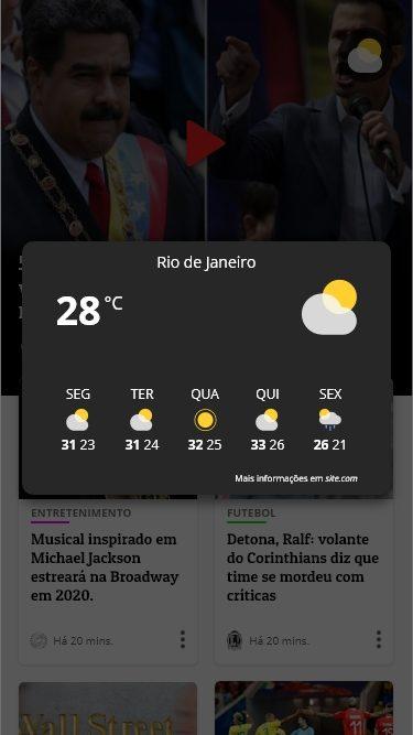 clima-widget-Premium-App-Smartphone
